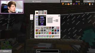 Minecraft   EVERYONE'S MAD AT ME!!   Diamond Dimensions Modded Survival #219