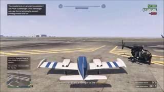 GTA 5 CEO $2.1 Million Delivery Mission (Solo)