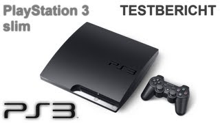 [Full HD] Sony PlayStation 3 (PS3) slim im Test / Unboxing - with English subtitles | merq.org