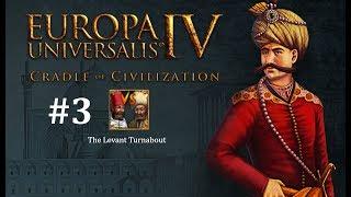 EU4 - Cradle of Civilization - Mamluks - Part 3