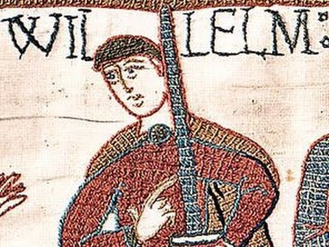 "King William I ""The Conqueror"" (1028-1087) - Pt 1/3"