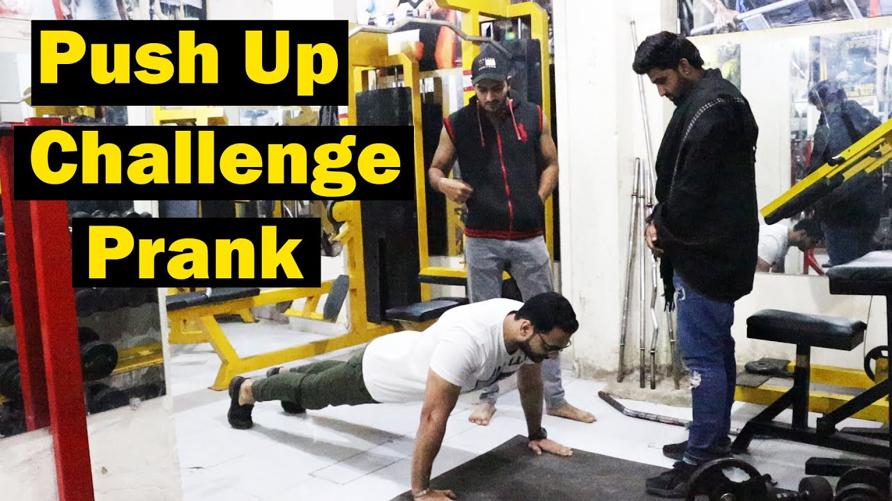 Push Up Challenge Prank | Pranks In Pakistan | Humanitarians