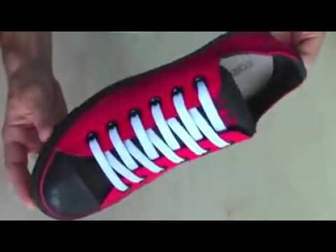 bdc278419 ربط الحذاء بطريقة جديدة - YouTube