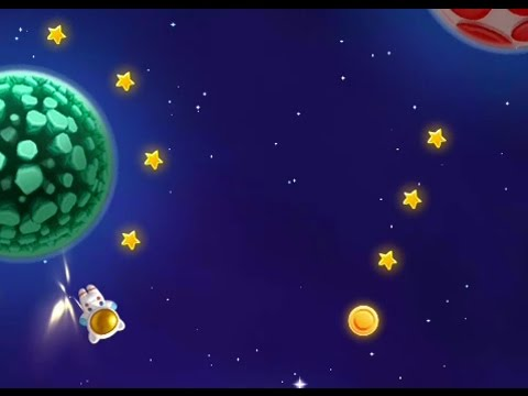 My Talking Tom Planet Hop Game