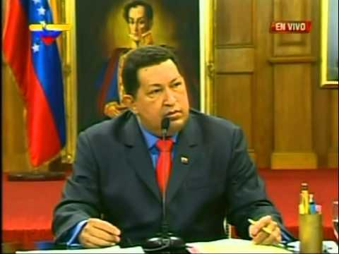 09 OCT 2012 Rueda de Prensa del Pdte Hugo Chávez con Medios Nacionales e Internacionales