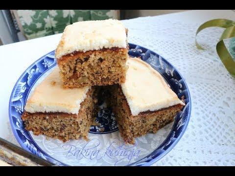 Bakina kuhinja-Bakina kuhuinja -sjajan osvežavajući kolač sa džemom