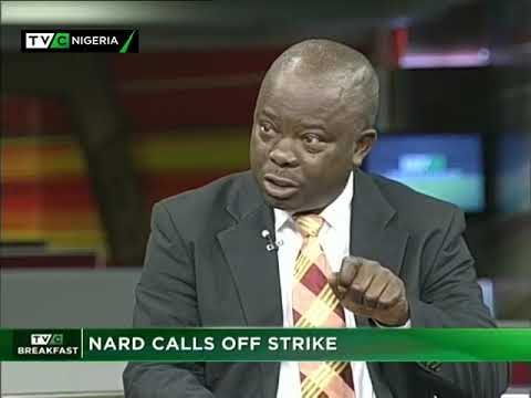TVC Breakfast 15th September 2017 |  NARD Calls off Strike