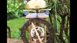 Wooden Clock - Wee Willie April 27, 2012.wmv