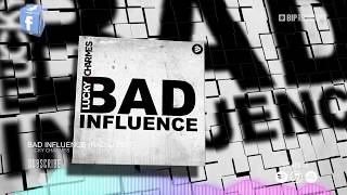 lucky charmes bad influence radio edit official music video teaser hd hq
