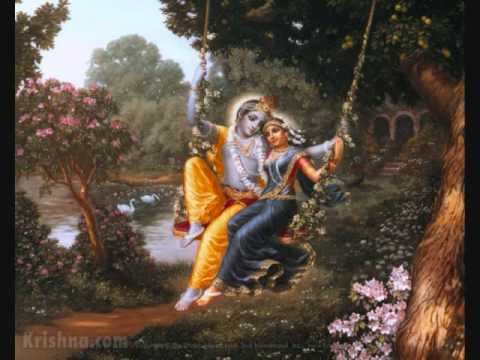 When Krishna holds Rukmini's palm and lifted her to him, Who