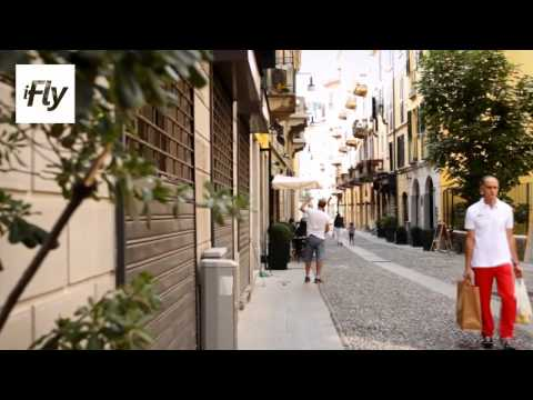 Secrets of Milan Italy -  Brera District