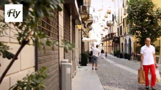 Secrets of Milan Italy -  Brera District