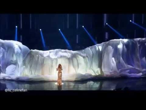Celine Dion - I surrender - Vegas September 05th 2015