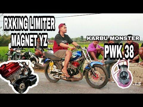 Rx King Blayer Limit Kupang Magnet Yz Karbu Sudco 38 Rx