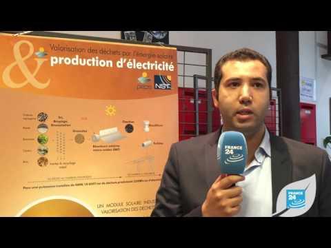 PEPS valorise les déchets par l'énergie solaire - AFRIQUE INNOVATION