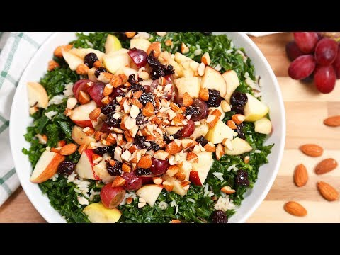 3 Healthy *NEW* Ways To Eat Kale | Health Foods Remixed