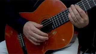 Ritmos de acompañamiento en mano derecha de la Guitarra Española