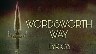 """Wordsworth Way"" by FOZZY — Guild of Lyrics"