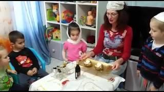 Кирьят-Бялик: Шабат в детском саде