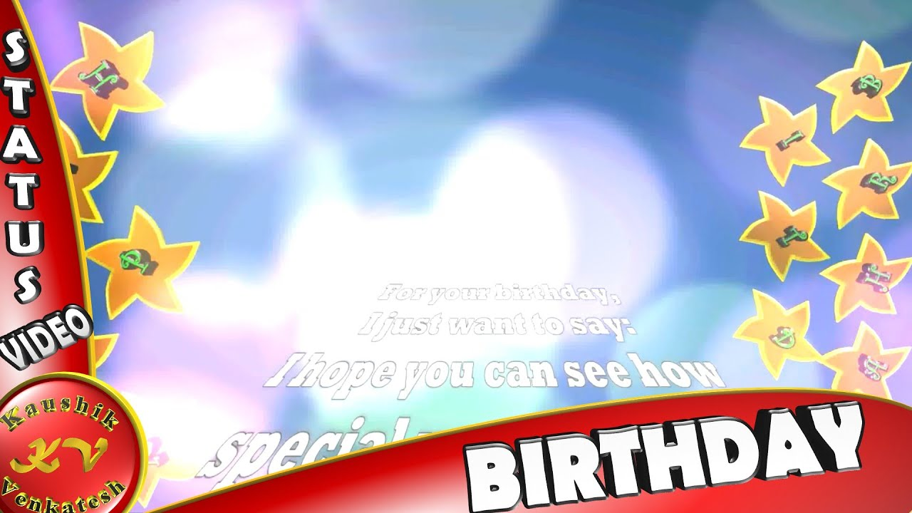 Birthday wishes for lovermessagesgreetingsquoteswhatsapp video birthday wishes for lovermessagesgreetingsquoteswhatsapp videohappy birthday animation youtube m4hsunfo