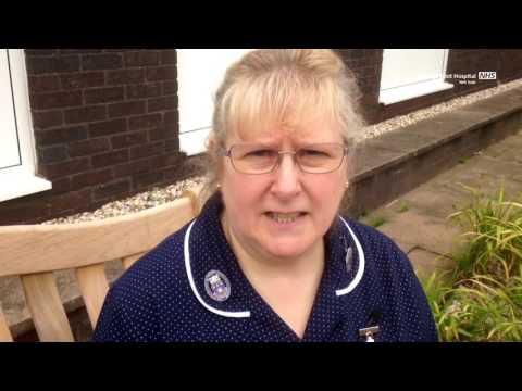 George Eliot Hospital Flu Campaign 2016 - June