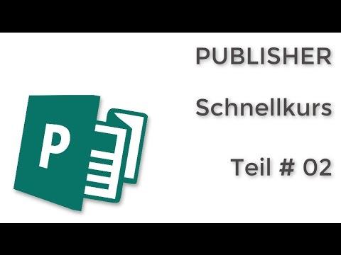 02 Publisher Schnellkurs