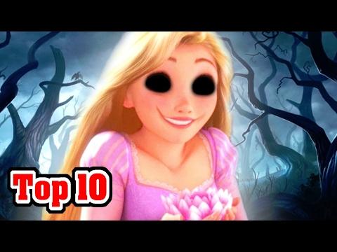10 REAL Stories Behind Disney