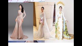 Nguyễn Thúc Thùy Tiên: Dù trắng tay nhưng nhiều dấu ấn để lại khó phai mờ - Hoa hậu quốc tế 2018