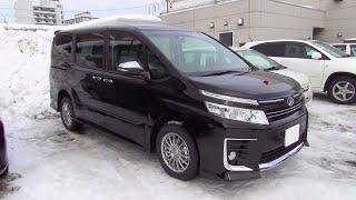 2014 トヨタ ヴォクシー ZS 煌 内外装