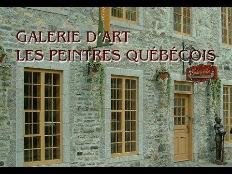 Top 10 galerie les peintres qu b cois riopelle carson for Architecte quebecois contemporain