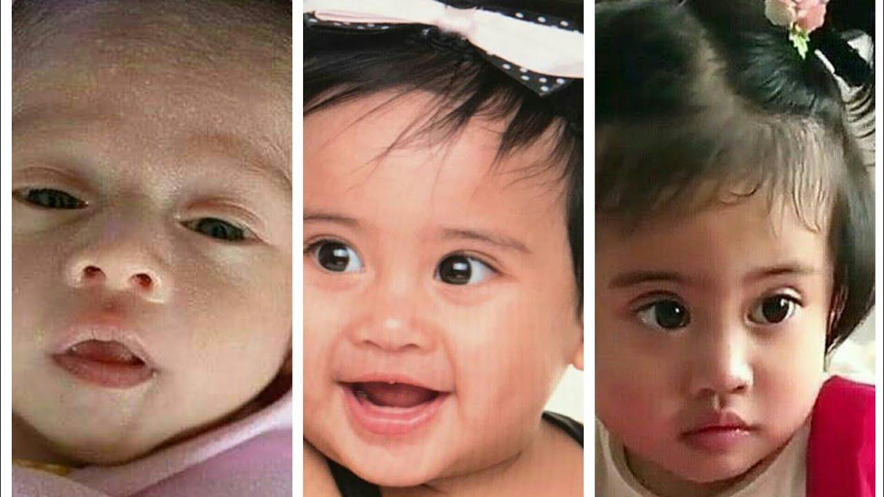 Transformasi Vania Athabina Dari Bayi Hingga Sekarang Terharu