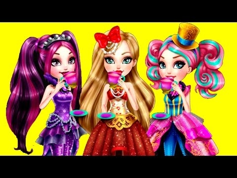 Ever After High Apple ...