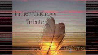 Luther Vandross - Your Secret Love (SAXTRIBUTION)