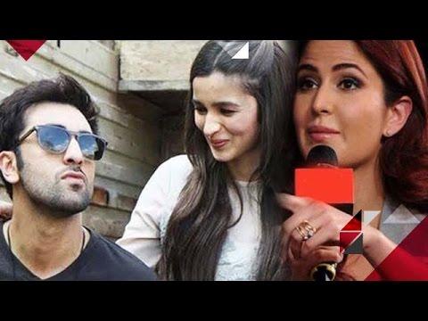Katrina Kaif REACTS On Alia Bhatt Having CRUSH On Ranbir Kapoor   EXCLUSIVE