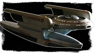 Let's take a look at the Oberth Class Starship in this Starship Lor...