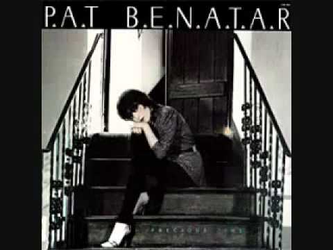 Pat Benatar - Helter Skelter (lyrics)
