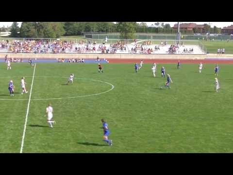 2013 Ursuline College Women's Soccer Goals