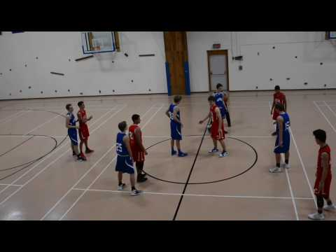 Boston University Academy vs. Waring - Boys' Basketball