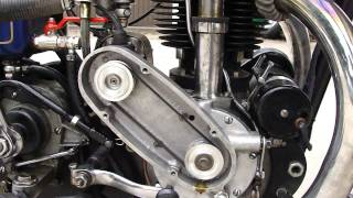 Rudge Ulster modernised Video