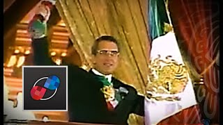 Ceremonia del Grito de Independencia 1999