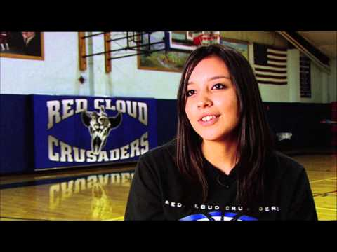 Basketball on Pine Ridge Indian Reservation | Trans World Sport