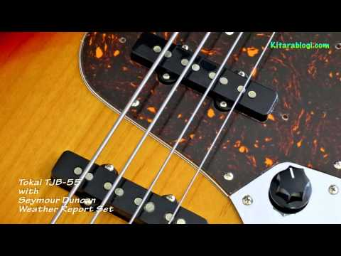 Tokai TJB-55 + Seymour Duncan Weather Report from YouTube · Duration:  1 minutes 4 seconds