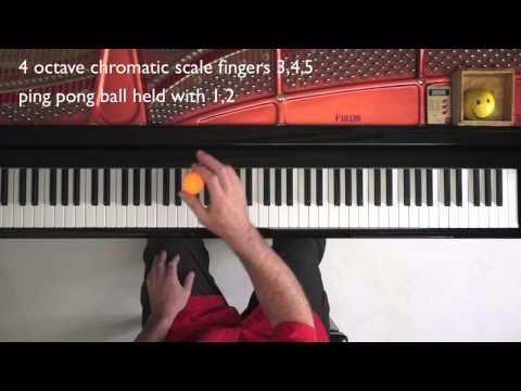 Chopin Etude Op.25 No.6 - Tutorial - Rapid Double Third Scales