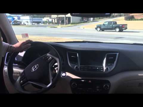 Hello Dianne, Check out this video on the 2016 Hyundai Tucson at Tameron Hyundai in Hoover, AL