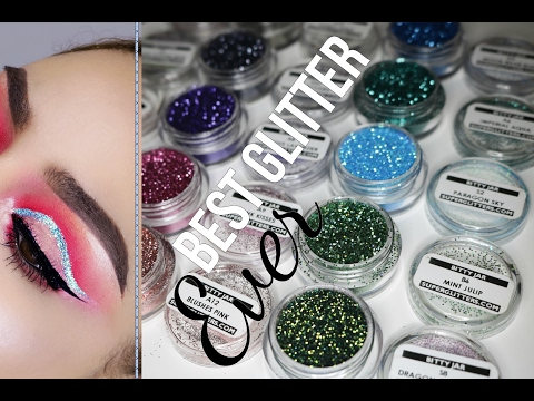 The Best Glitter For Eye Makeup