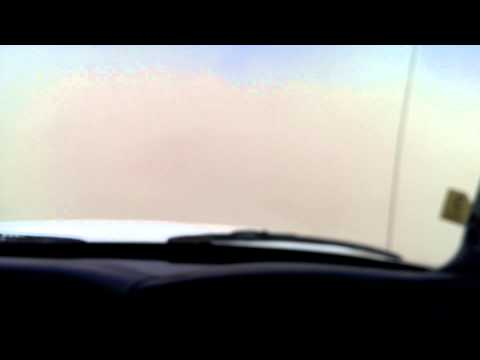 Sandstorm in San Jacinto, ca