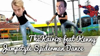 ▶The KAIRI 78 feat kenny - The Amazing Spiderman Epic Dance (Jumpstyle Remix 2017)
