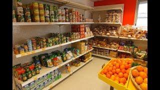 Un jour avec... l'épicerie sociale