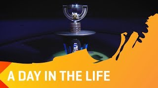 A Day in the Life | #IIHFWorlds 2017