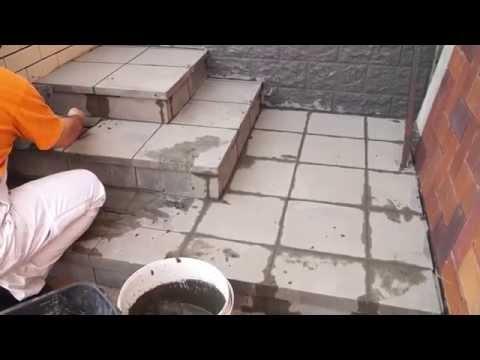 Затирка швов напольной плитки